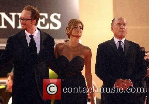 James Gray, Eva Mendez and Robert Duvall 2007...