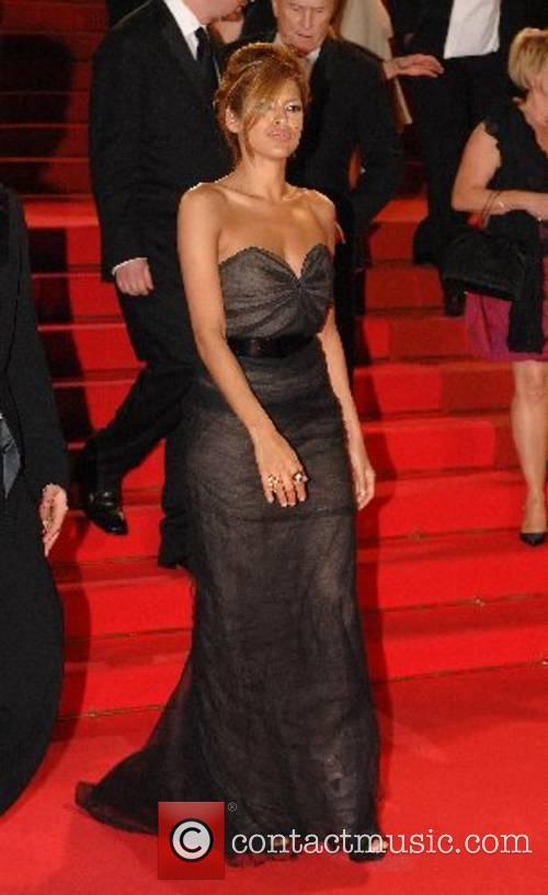 Eva Mendez 2007 Cannes Film Festival Day 10...