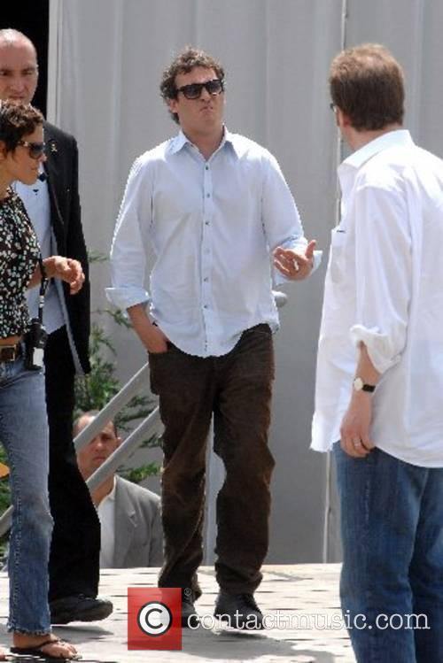 Joaquin Phoenix 2007 Cannes Film Festival Day 10...