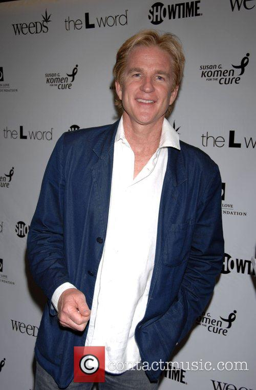 Mathew Modine SHOWTIME and Fred Segal Fun host...