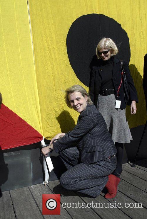 (l-r) Tanya Plibersek MP, Mary-Louise Williams (Director of...