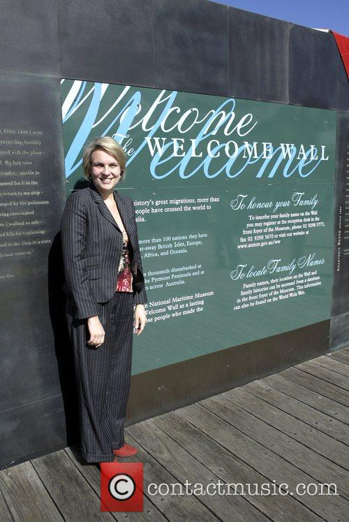 Tanya Plibersek, MP. The official ceremony to unveil...