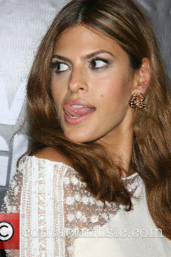 Eva Mendes New York Premiere of 'We Own...