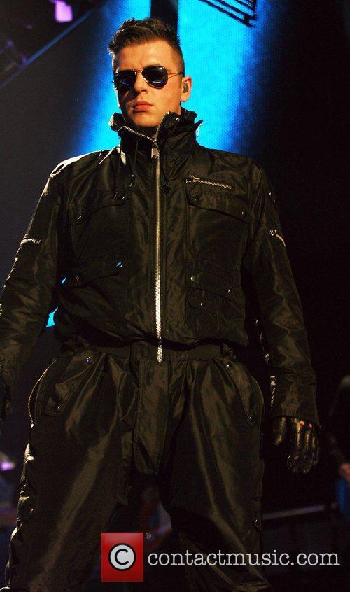 Westlife Concert at Liverpool Echo Arena