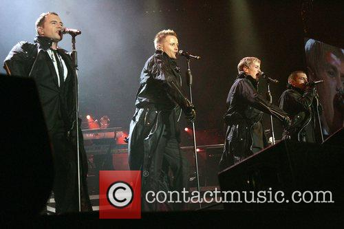 Westlife and Wembley Arena 4