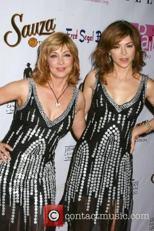 Sharon Lawrence and Amy Pietz 'What A Pair!...