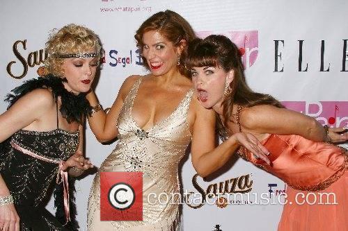 Elaine Hendrix, Lori Alan and Mary Birdsong 'What...