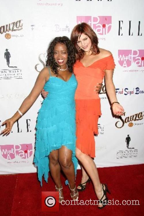 Jennifer Leigh Warren and Samantha Shelton 'What A...