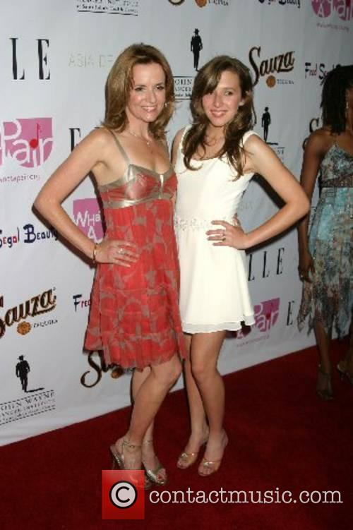 Lea Thompson and her daughter Madelyn Deutch 'What...