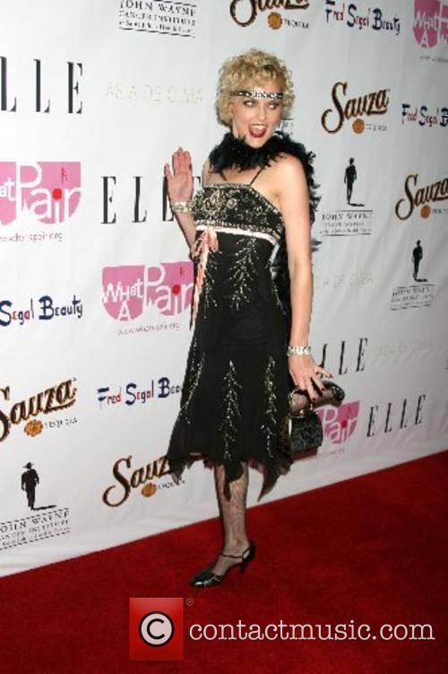 Elaine Hendrix 'What A Pair! 5' celebrity concert...