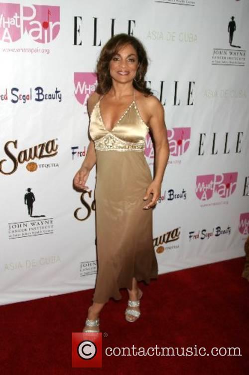 Jasmine Guy 'What A Pair! 5' celebrity concert...