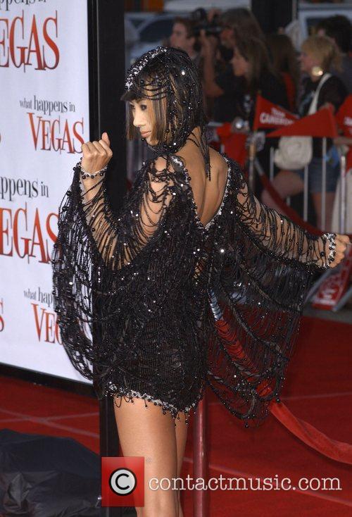 Bai Ling Los Angeles premiere of 'What Happens...