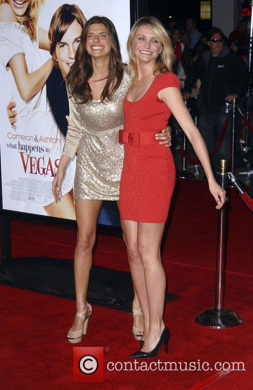 Lake Bell and Cameron Diaz