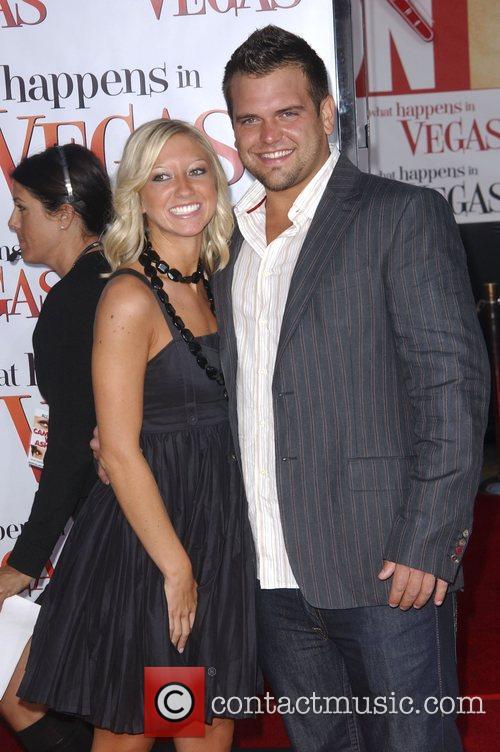 Sharon Obermueller and Ryan Quickshall Los Angeles premiere...