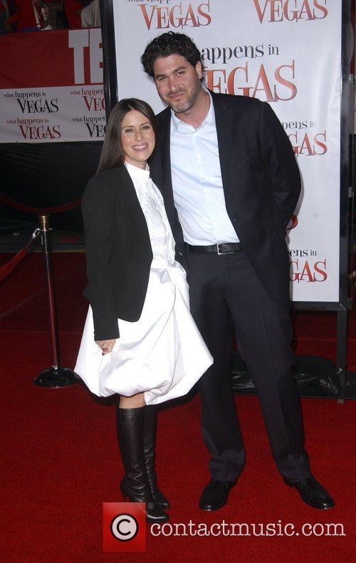 Soleil Moon and husband Jason Goldberg Los Angeles...