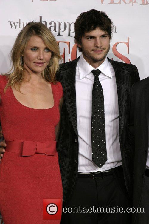 Cameron Diaz and Ashton Kutcher 7
