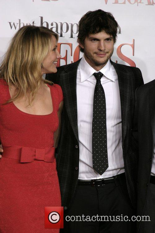 Cameron Diaz and Ashton Kutcher 8