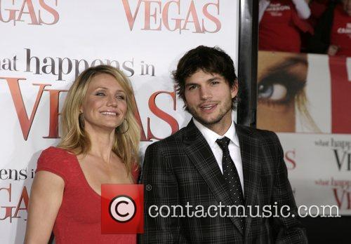 Cameron Diaz and Ashton Kutcher 5