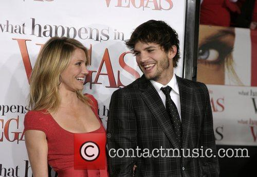 Cameron Diaz and Ashton Kutcher 9