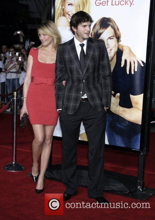Cameron Diaz and Ashton Kutcher 11