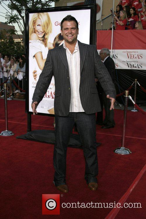 Ryan Quicksall  Los Angeles premiere of 'What...