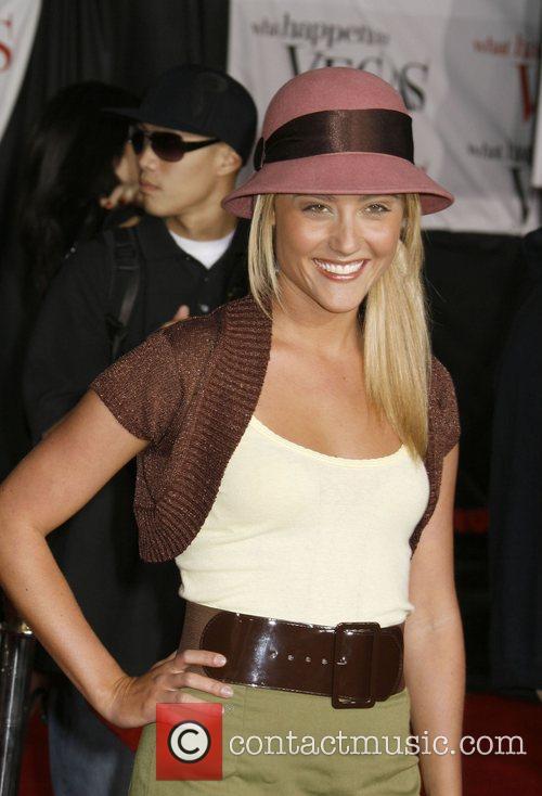 Lauren C. Mayhew Los Angeles Premiere of 'What...