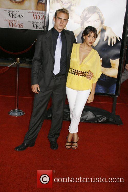 Billy Marquart and Fernanda Romero Los Angeles Premiere...