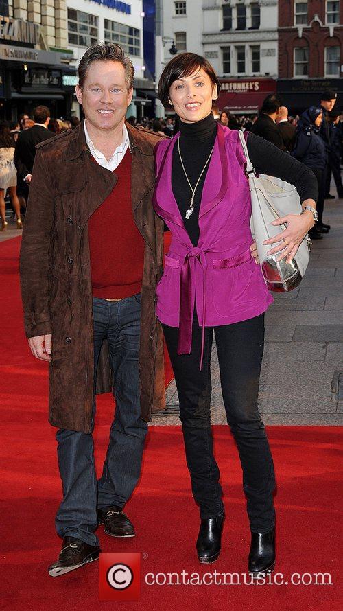 UK film premiere of 'What Happens in Vegas...'...