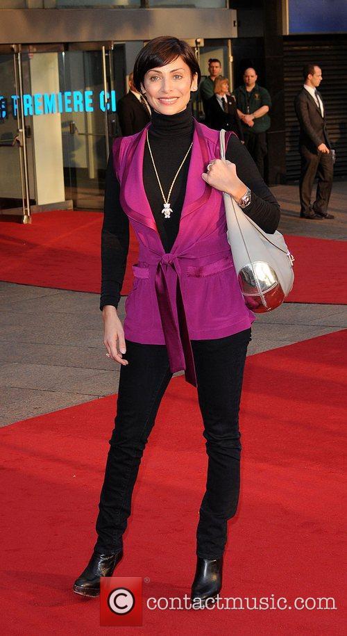 Natalie Imbruglia UK film premiere of 'What Happens...