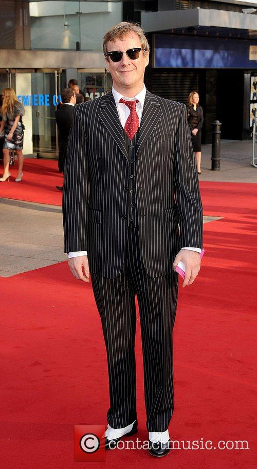Stephen Tompkinson UK film premiere of 'What Happens...