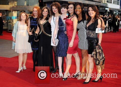 The 9 Nancy's UK film premiere of 'What...