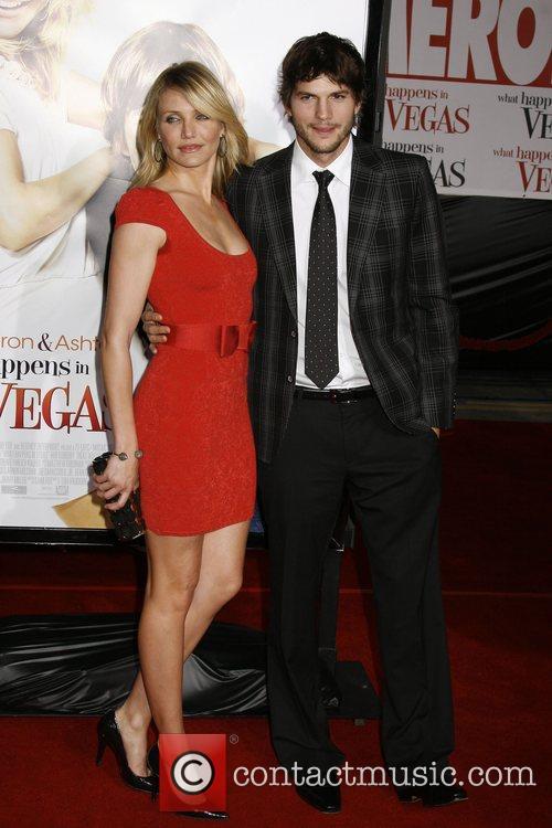 Los Angeles Premiere of 'What Happens In Vegas'...