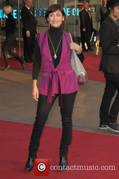 Natalie Imbruglia at the UK film premiere of...