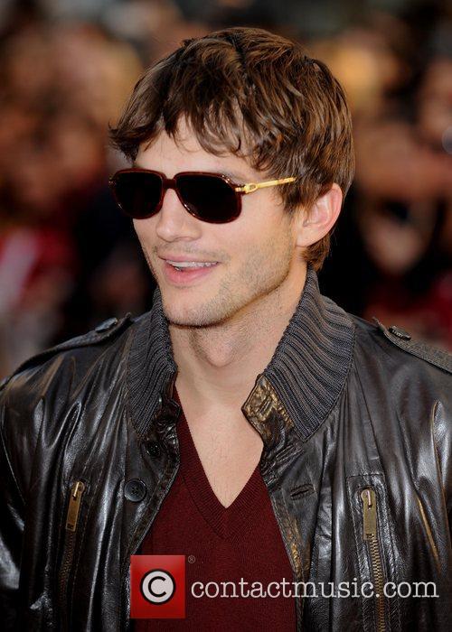Ashton Kutcher  at the premiere of 'What...