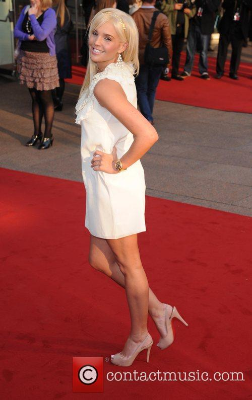 Danielle Lloyd  at the premiere of 'What...