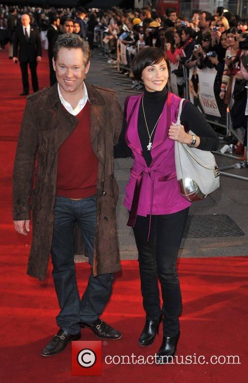 Natalie Imbruglia and guest World premiere of 'What...