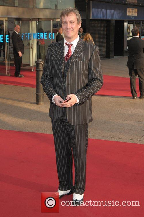 Stephen Tomkinson at the UK film premiere of...