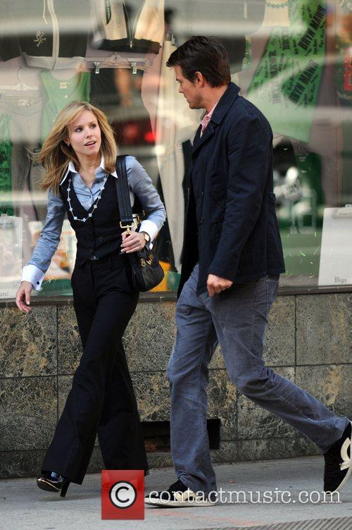 Kristen Bell and Josh Duhamel 3