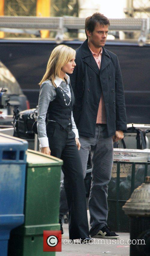 Kristen Bell and Josh Duhamel 6