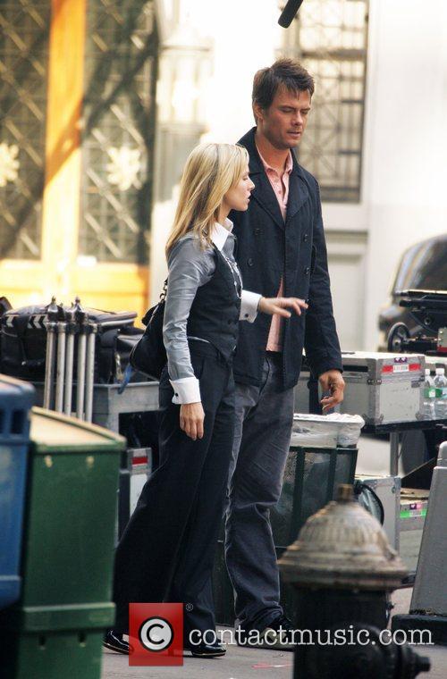 Kristen Bell and Josh Duhamel 7