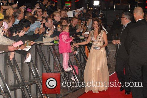 UK film premiere of 'White Diamond' held at...