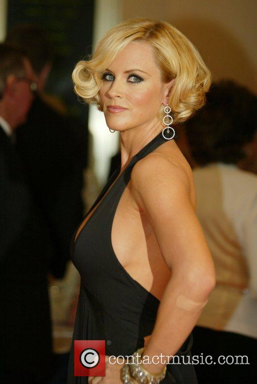 Jenny McCarthy White House Correspondents' Association dinner at...