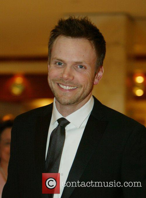 Joel McHale White House Correspondents' Association dinner at...
