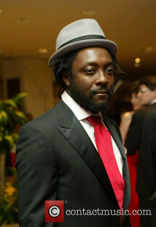 Will i Am White House Correspondents' Association dinner...