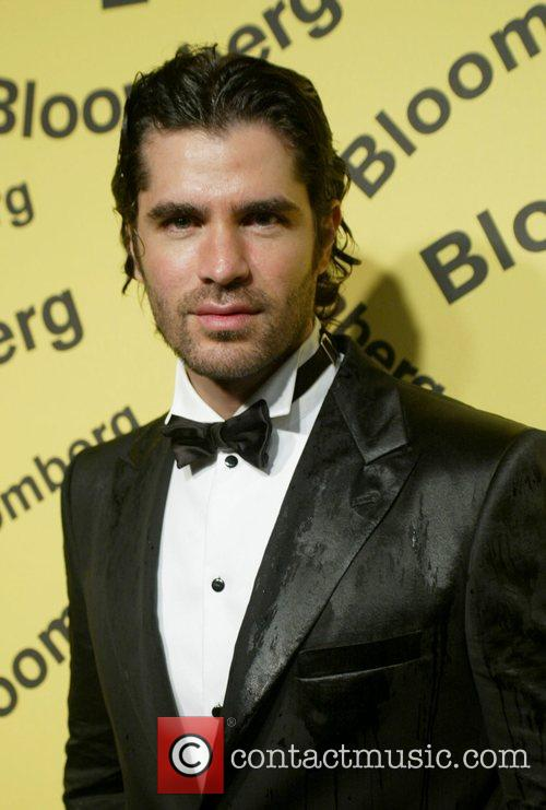 Eduardo Verastegui Bloomberg after party for the White...