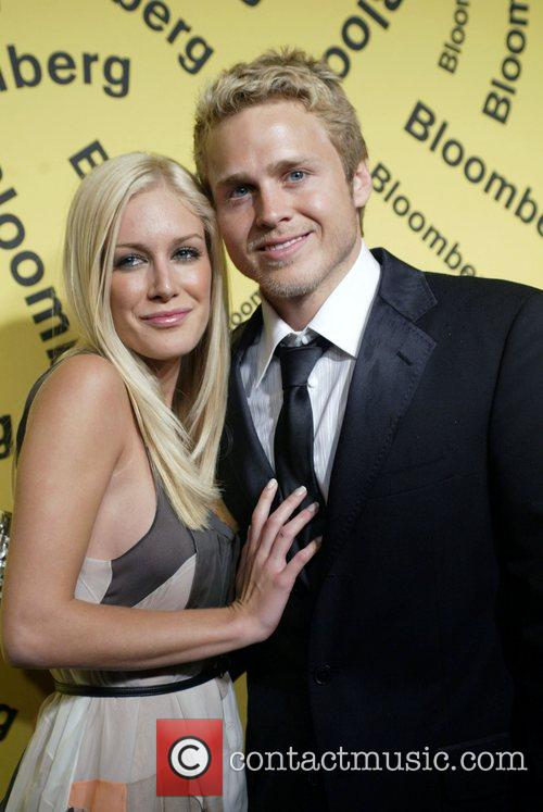 Heidi Montag and Spencer Pratt Bloomberg after party...
