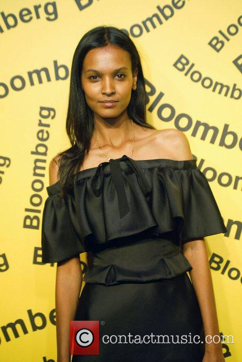 Liya Kebede Bloomberg after party for the White...