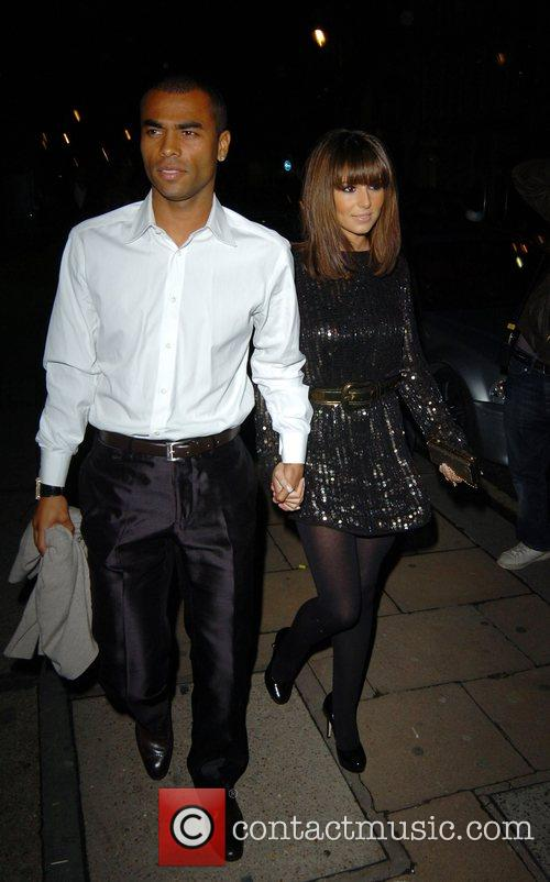 Ashley Cole and Cheryl Cole 2