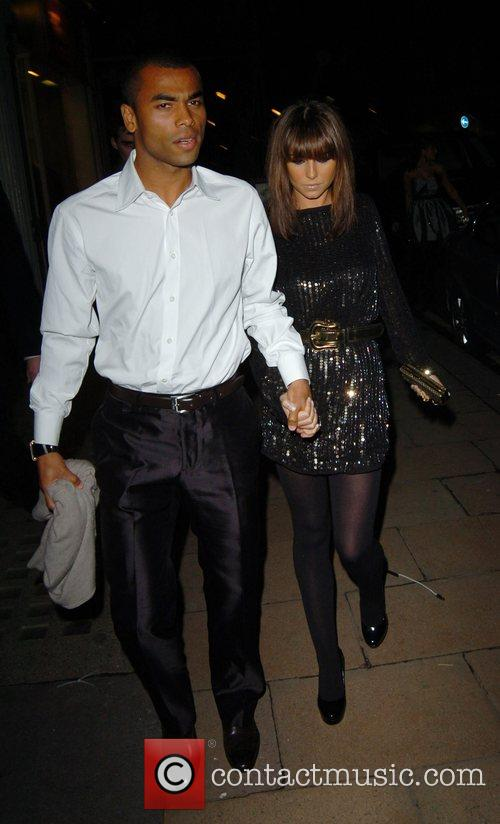 Ashley Cole and Cheryl Cole 3