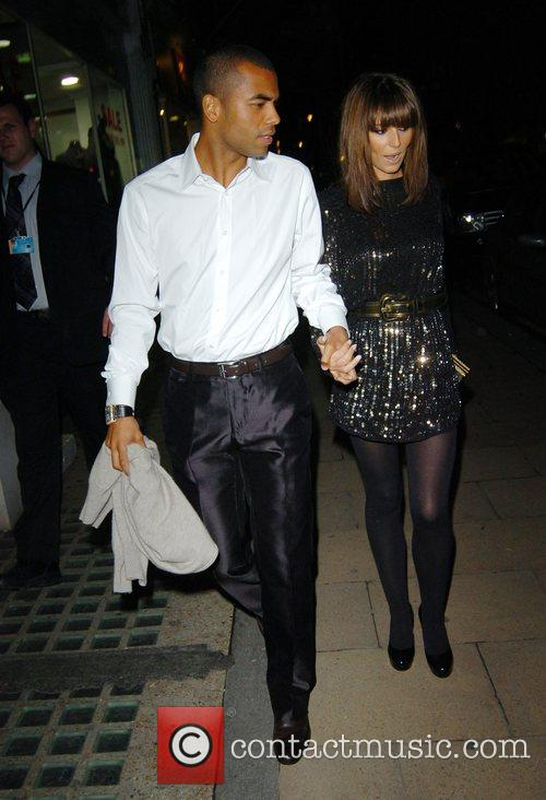 Ashley Cole and Cheryl Cole 1